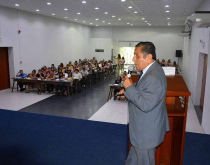 """El Colegio Químico Farmacéutico del Perú realizó el """"Curso Intensivo de Preparación para el Examen Nacional de Farmacia y Bioquímica"""""""