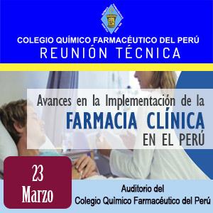 Reunión Técnica: Avances en la Implementación de la Farmacia Clínica