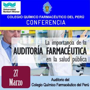 La importancia de la auditoría farmacéutica en la salud pública