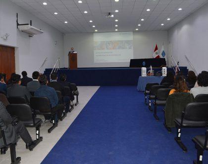 """CQFP realizó Conferencia Internacional """"Soluciones Innovadoras para Bioprocesos"""""""