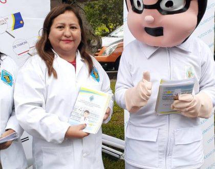 CQFP participó en la Carrera 7K de la Municipalidad de Surco