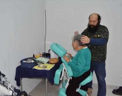 CQFP realizó Campaña de Atención con Medicina Alternativa y Complementaria