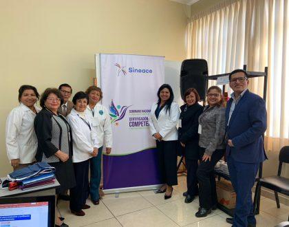 """El SISTECERE-QF-CQFP participó en el Seminario Nacional y II Encuentro Nodo Perú 2019 """"Certificación de Competencias y Políticas Públicas para el Desarrollo"""""""
