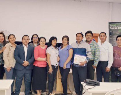 CQFP realizó curso en Ancash.