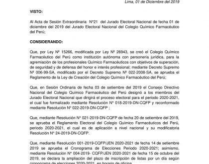 RESOLUCIÓN N° 012-2019-CQFP-JEN-2020-2021 NULIDAD-FIRMADA-ONPE