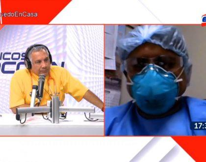 Médicos en Acción entrevista al Decano Nacional sobre el próximo decreto que obligará la venta de medicamentos genéricos para el tratamiento de COVID-19.
