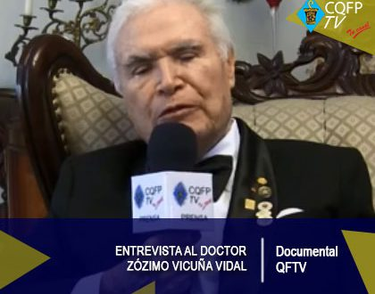 Entrevista al Past Decano Zózimo Vicuña Vidal