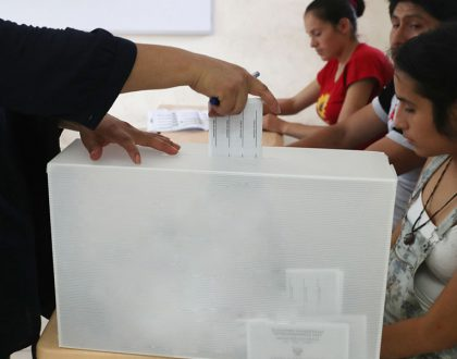 CQFP DE LORETO ELIGIÓ A SU NUEVA DECANA EN ELECCIONES PRESENCIALES